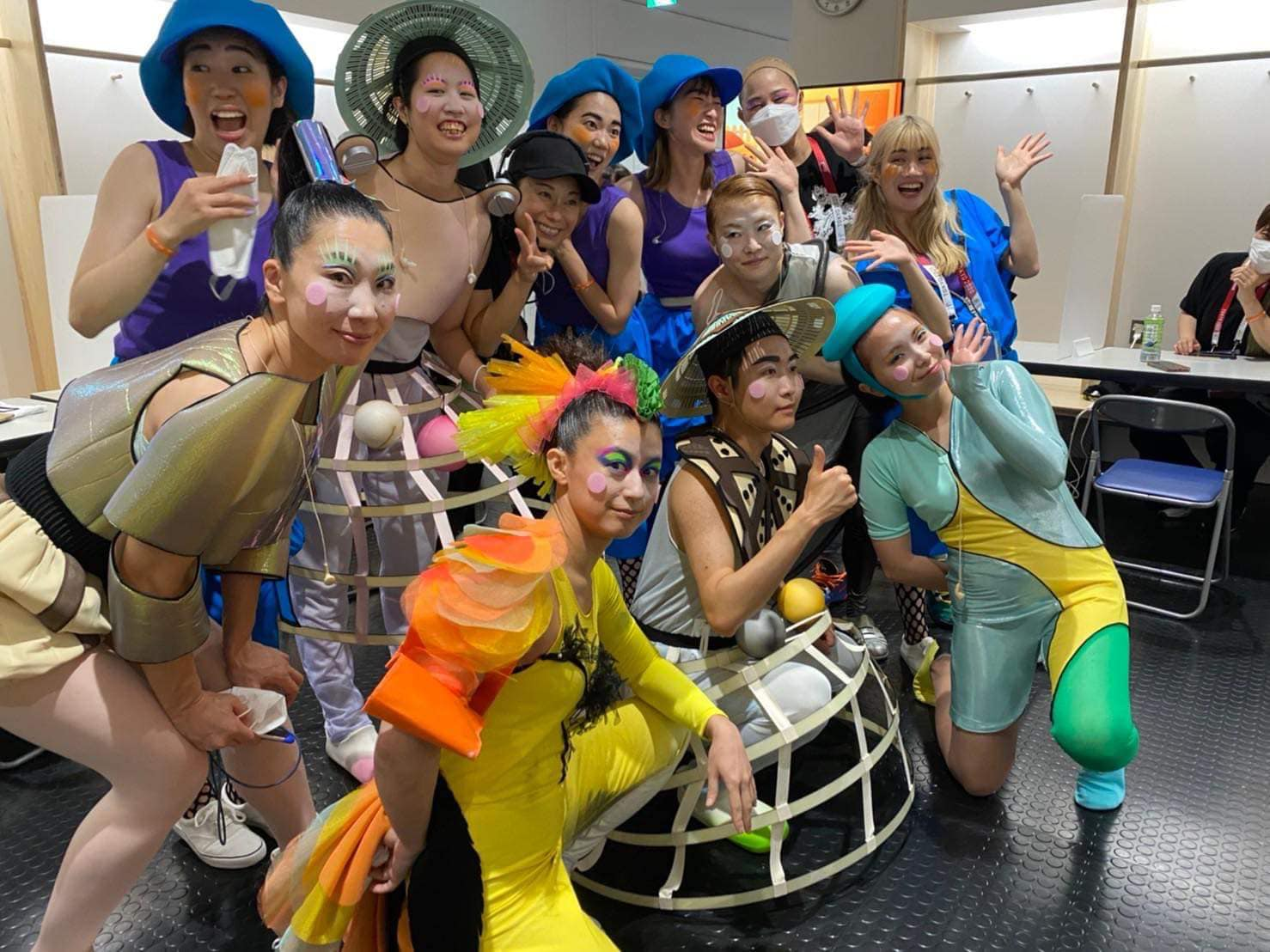 TOKYO2020 パラリンピック開会式 KARAKURIキャストとクルー
